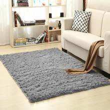 120*160CM Thickened Washable Fluff Non-slip Room Carpet Nursery Rug Area Rug(China)
