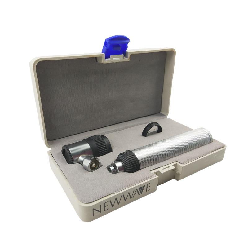 نوعية جيدة المهنية Dermatoscope مجموعة البصر فحص جهاز ، Dermatoscope محلل البشرة شحن مجاني-في العناية بالأذن من الجمال والصحة على  مجموعة 3