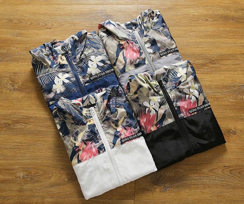 HTB1Izp5cFooBKNjSZPhq6A2CXXa9 Floral Bomber Jacket Men Hip Hop Slim Fit Flowers Pilot Bomber Jacket Coat Men's Hooded Jackets Plus Size 4XL ,