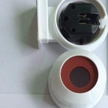 Розничная торговля ip67 Водонепроницаемый g5 t5 лампа hodlers светильник база для аквариума, светодиодный светильник и т. Д