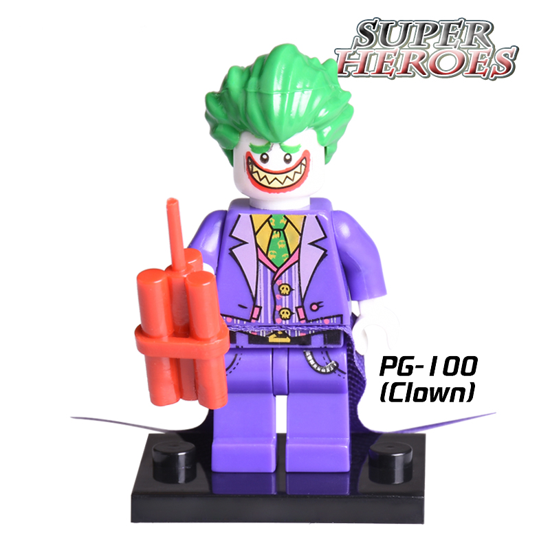 Building Blocks Joker 2017 Batman Movie Cape Low Rider 70906 Diy figures Sets Bricks Superhero Suicide Squad Kids DIY Toys PG100 building blocks calendar people joker harley quinn 2017 batman movie diy figures superhero deadpool bricks kids diy toys hobbies
