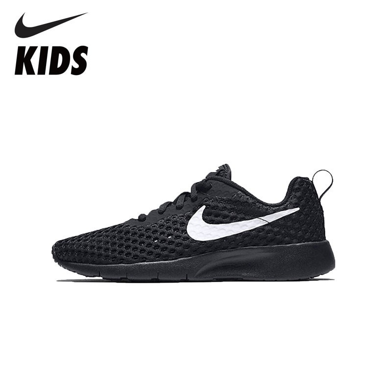 nike kids arrival air max advantage 2 tdv comfortable running shoes casual sweat absent sneaker for kids ar1819 600 NIKE TANJUN BR (GS) Comfortable Sports Shoes For Kids Breathable Sweat-absent Sneakers AO9603-001