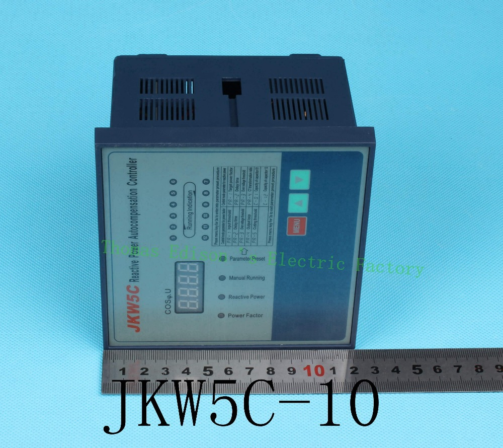 цена на JKW5C-10 Intelligent Reactive Power Autocompensation Controller compensation JKW5C