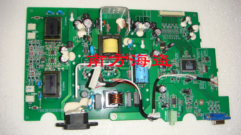 Free Shipping>QLIF-032 790381200610R 490381200200R VS17E one board to send screen line-100% Tested Working free shipping original l195wd driver board 491351300100r ilif 080 line screen to send 100