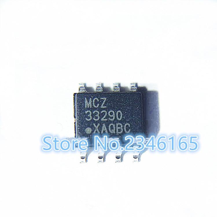 1 teile/los MC33290 MCZ33290 SOP8 Neue original