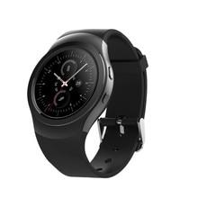 Vida A Prueba de agua de Control Del Ritmo Cardíaco Bluetooth Reloj Inteligente Smartwatch AS2 Gimnasio Sleep Tracker Reloj para ios Android Teléfono