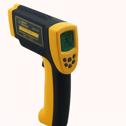 Non Contact Infrared Thermometer -50~1150C/-58~2102F AR872D+ Digital Infrared Thermometer Gauge Industrial Handheld Pyrometer factory electric contact thermometer gauge full specification sx411 page 2