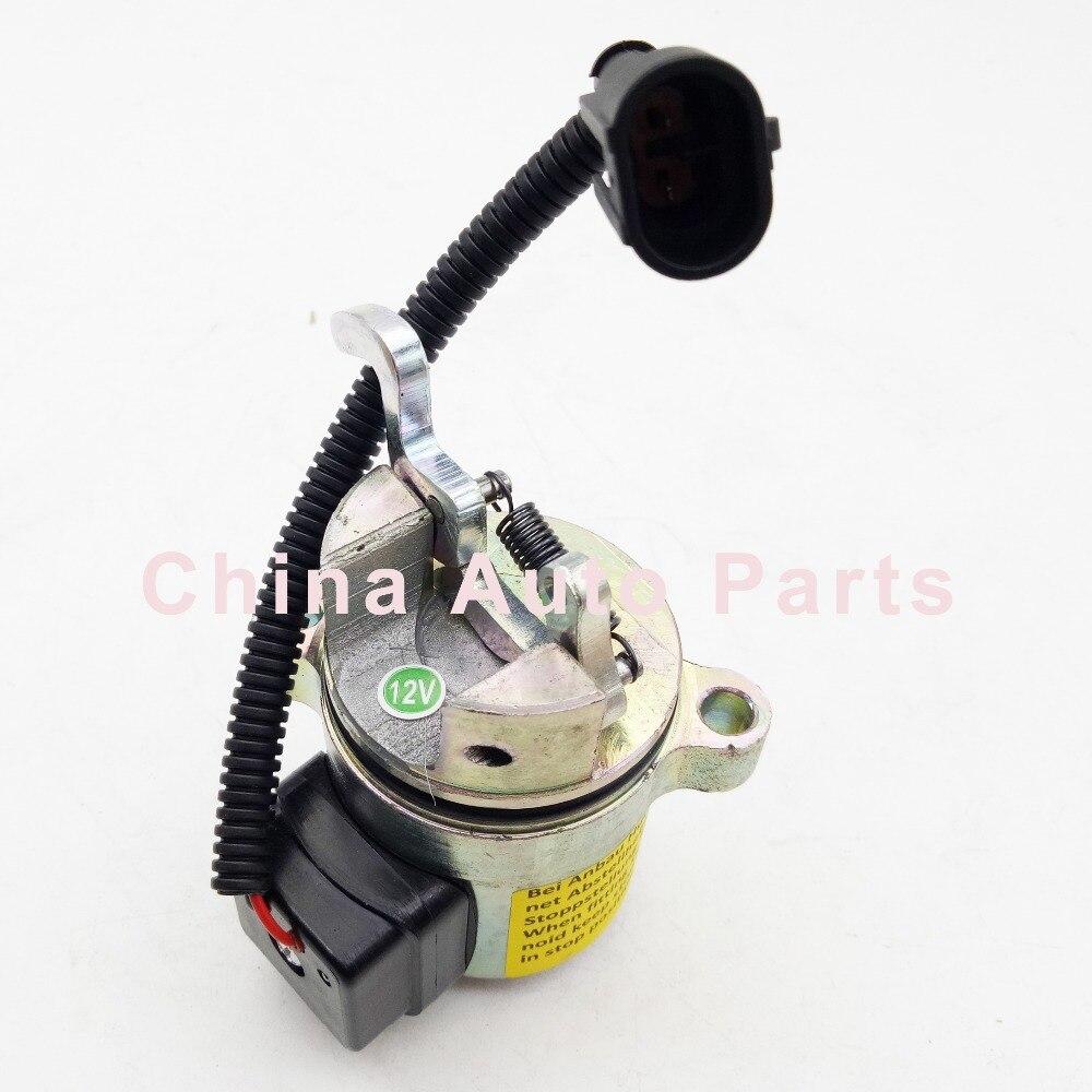 Fuel Shutdown solenoid 04287116 M4287116 For Deutz 1011 2011 Engine