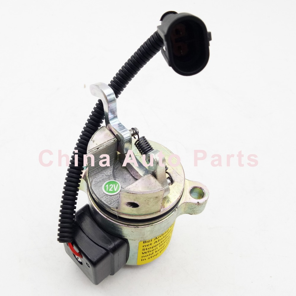Fuel Shutdown solenoid 04287116 /M4287116 For Deutz 1011 2011 Engine-in Valves & Parts from Automobiles & Motorcycles    1