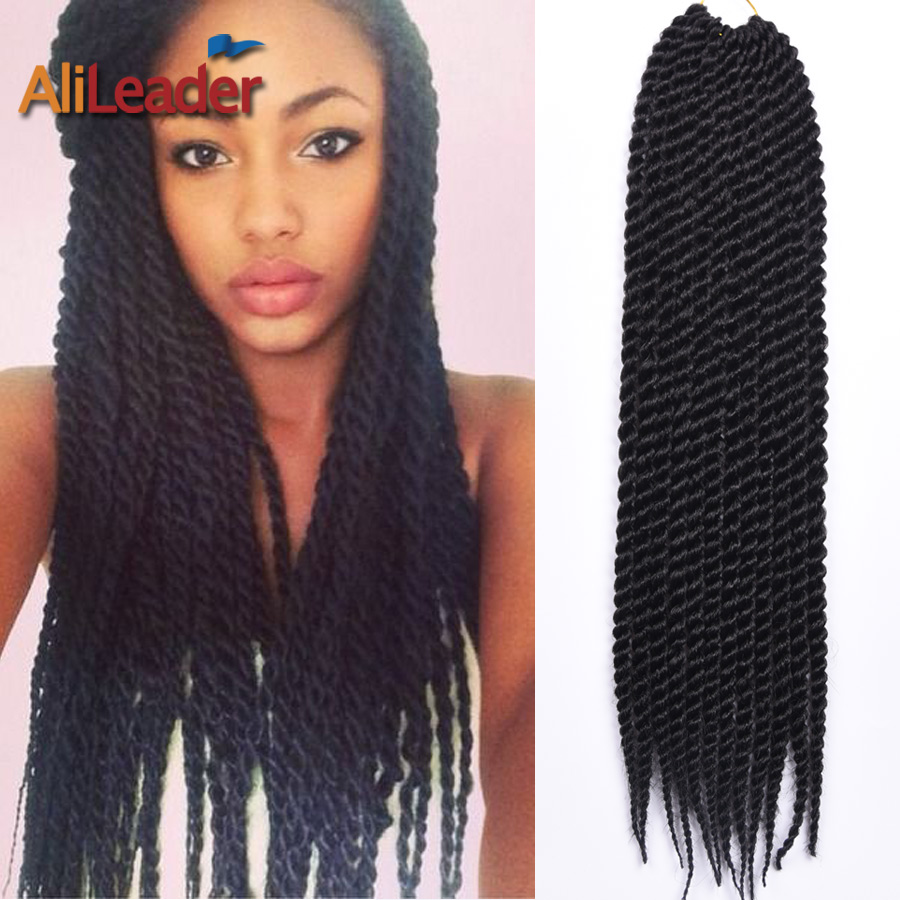 Crochet Hair Pieces : ... Box Braids Hair 9 Colors Crochet Hair Extensions(China (Mainland