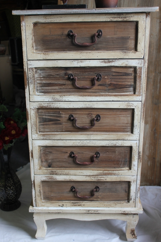 Merveilleux American Antique Furniture Made Of Old Colored Wood Craft Design Retro  Rustic Style Wood Cabinets 5 Drawers In Bar Chairs From Furniture On  Aliexpress.com ...