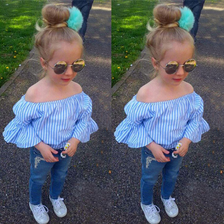 Toddler Woman Garments 2019 New Summer season Child Woman Costume Children Garments Units Youngsters Clothes Ladies Outfits Swimsuit 2 three four 5 6 7 Years Clothes Units, Low-cost Clothes...