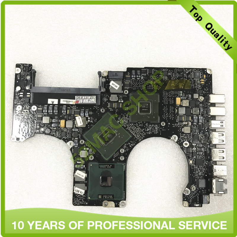 "820-2330-A for MacBook Pro Unibody 15"" A1286 2008 2.4GHz MB470 M98A Logic Board MOTHERBOARD"