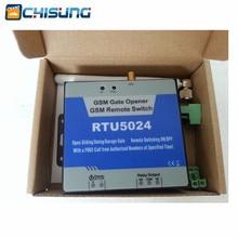 Authorized 200 users GSM gate door opener RTU5024 GSM Remote Switch Garage swing Gate Opener rolling shutter