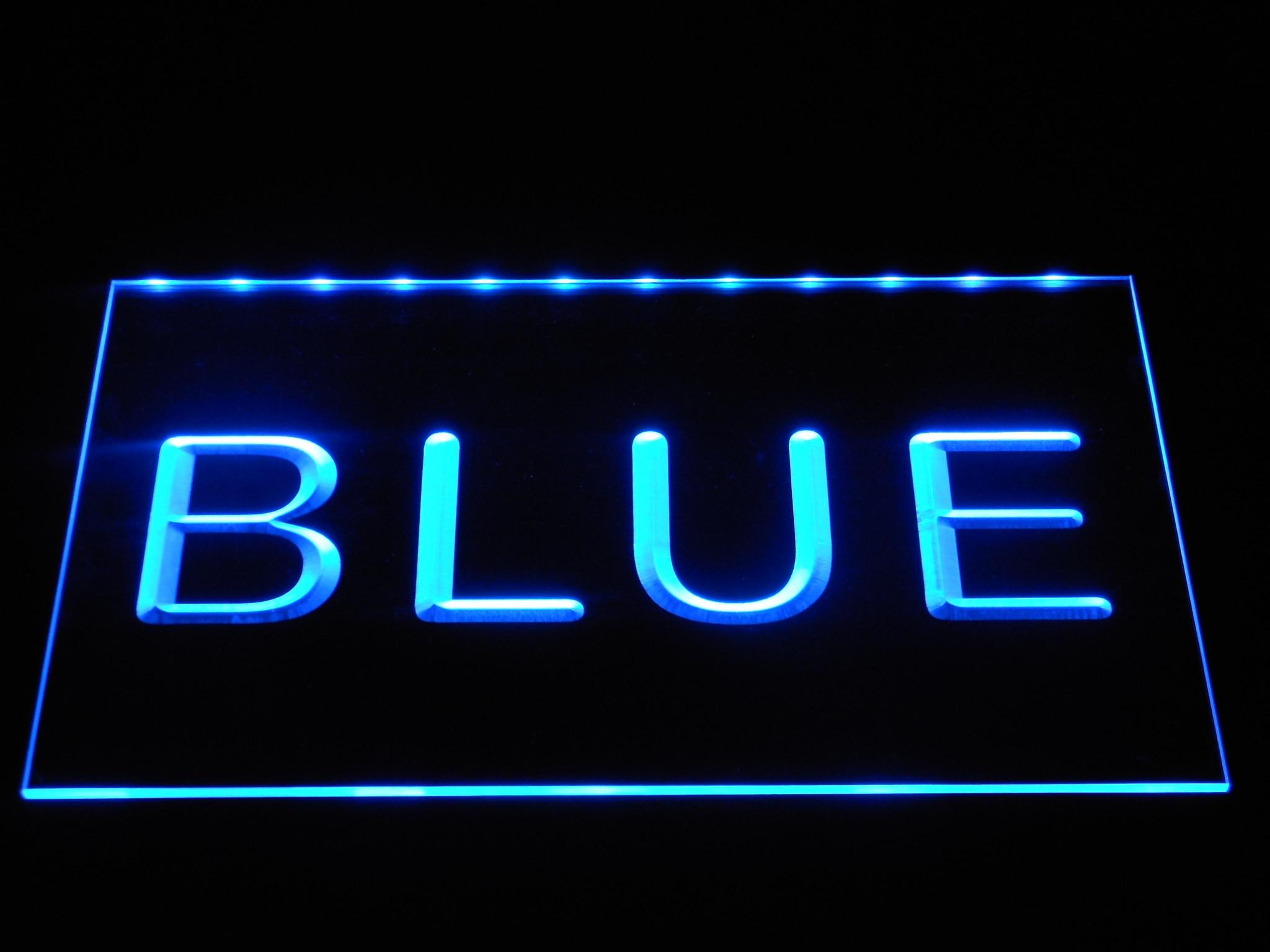 A048 Whisky Bar Bier LED Neon Licht Zeichen Kunststoff Handwerk 20 + Farben 5 Größen auf/off Schalter