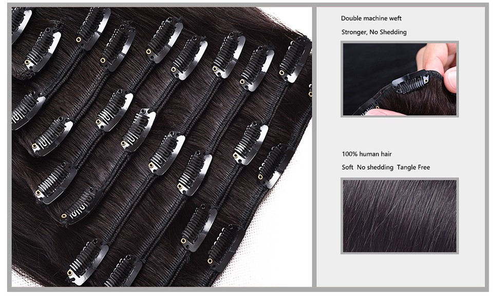 clip in human hair extensions (6)