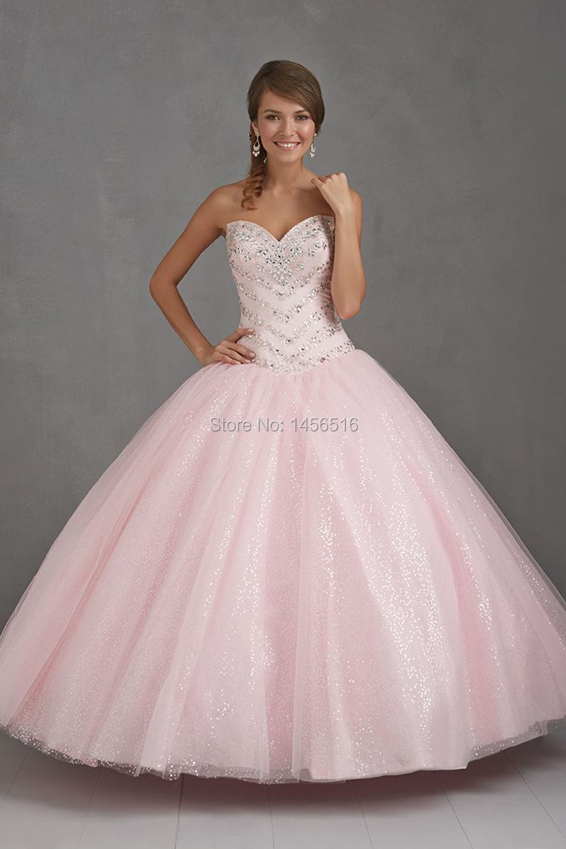 Online Get Cheap Pink Ball Gowns -Aliexpress.com  Alibaba Group