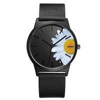 B-9024 BAOSAILI Para Mujer Relojes de Cuarzo del Movimiento de Japón Reloj de Las Mujeres Impreso Floral Ladies Watch Relojes Párr de Mujeres