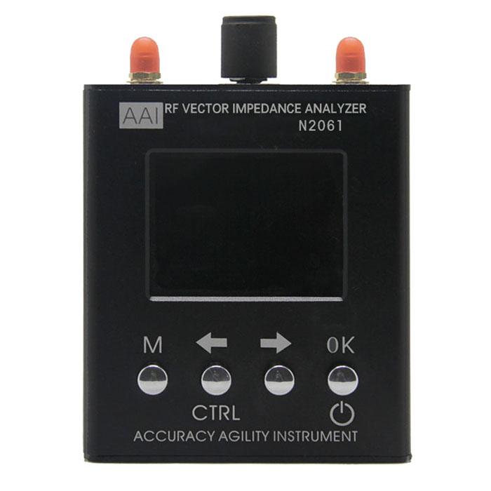 Inglés verison N2061SA 1,1 mhz a 1300 MHz RFID antena Analizador de impedancia talento aumento UV onda corta 1,1 MHz  1300 MHz-in Amplificador de auriculares from Productos electrónicos    1