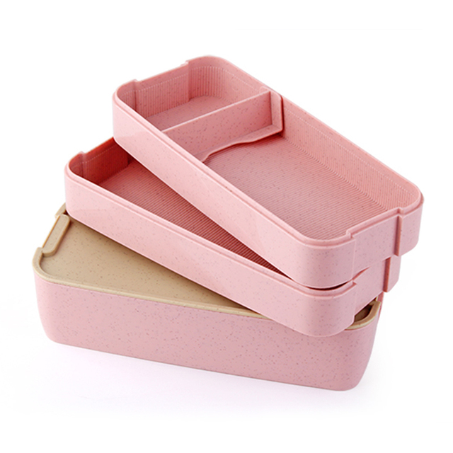 Multilayered Plastic Food Container