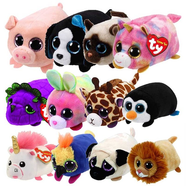 Image of: Plush 10cm Ty Beanie Boos Pig Kimi Dog Toys Tsum Bunny Dragon Plush Animal Doll Toy Kawaii Gift For Baby Girl Pig Doll Aliexpress 10cm Ty Beanie Boos Pig Kimi Dog Toys Tsum Bunny Dragon Plush Animal