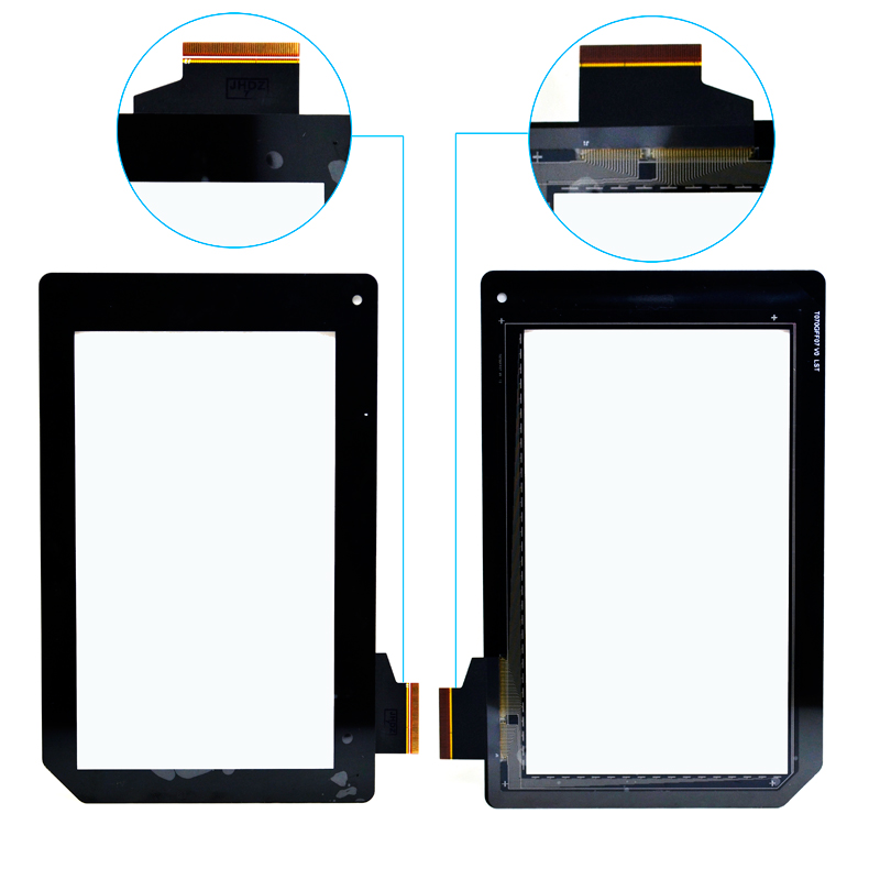 Gpadparts For Acer Iconia Tab B1-A71 B1 A71 Touch screen digitizer glass lcd sensor Panel