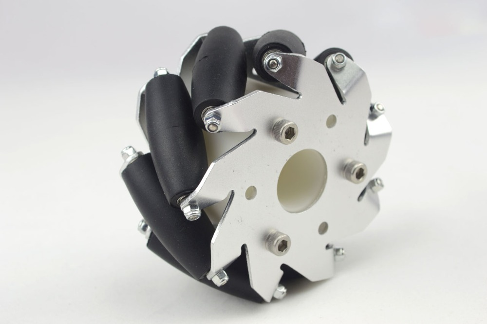 (4 inch) 100mm Mecanum Wheel Left 14087 4 baisi 100