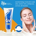 Ego QV moisturising cream for scaly skin, winter itch, ichthyosis, xerosis, dermatitis & relief of atopic eczema and psoriasis