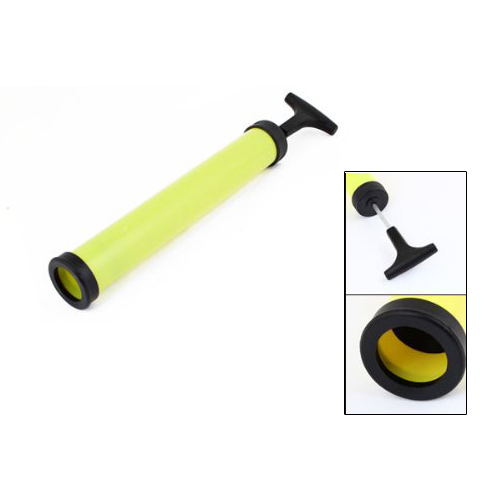 New Style Black Yellow Compressed Storage Bag Air Extracting Vacuum Pump