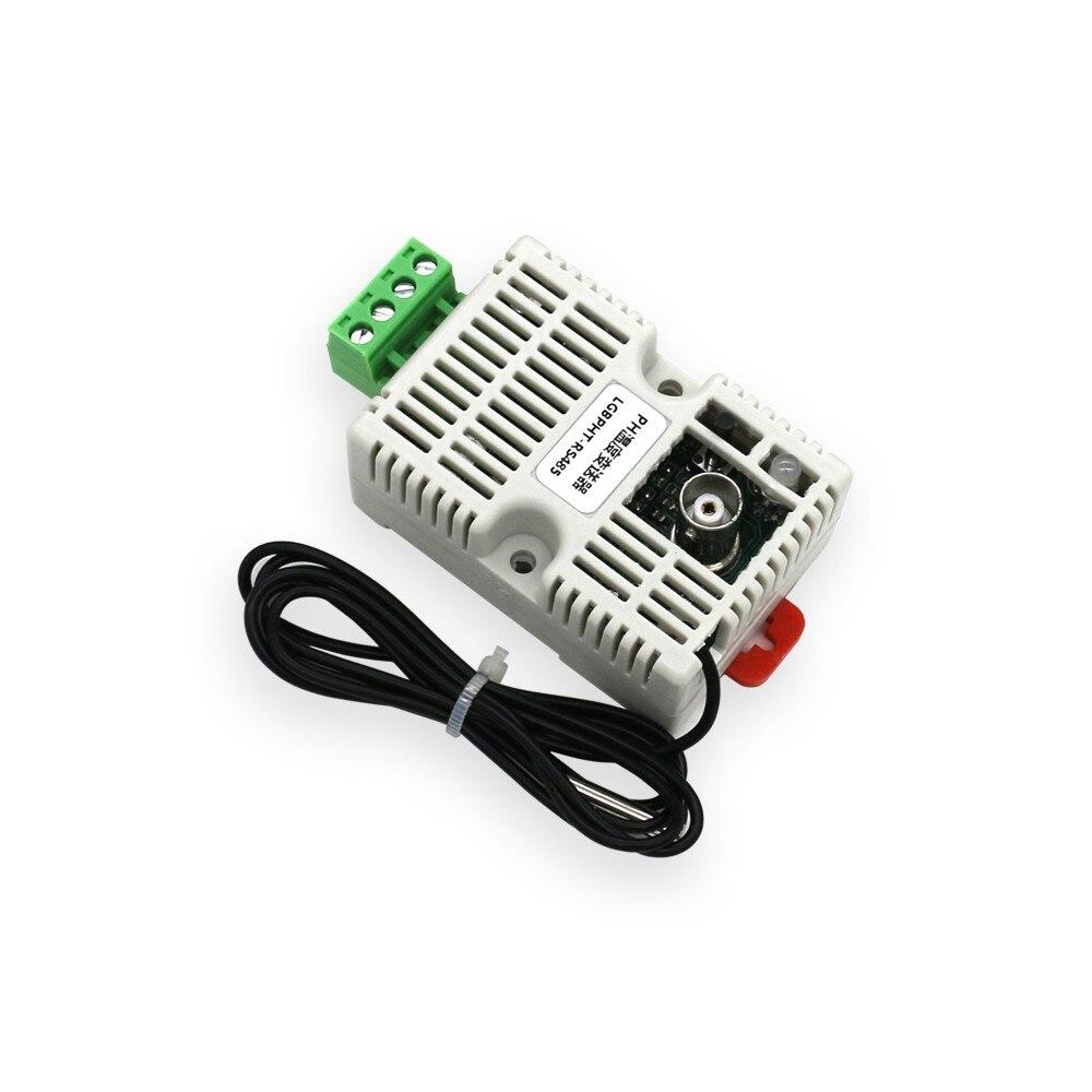 12-24V Power Supply 4-20ma Modbus 485 Conductivity EC//TDS Sensor 485 Sea Water EC Transmitter TDS Sensor EC Module