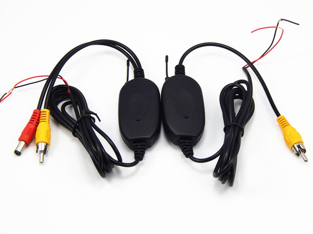 2.4 Ghz Wireless Module for Car Reverse Camera Backup Parking Rear View Cam