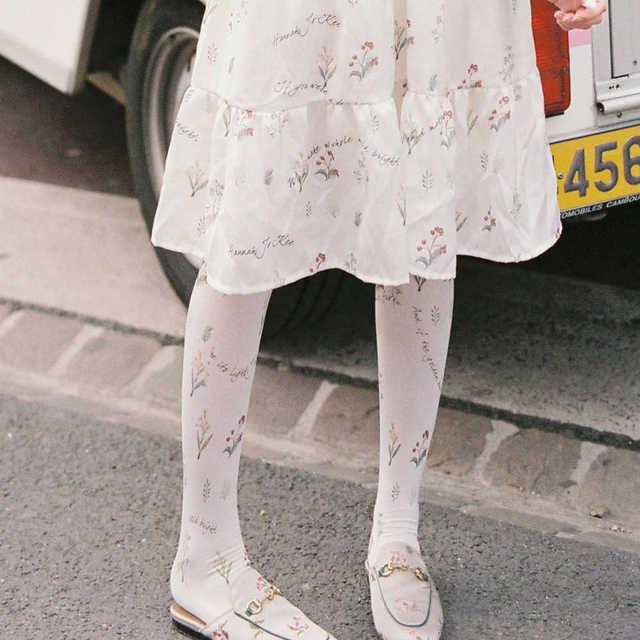 Princesa dulce lolita Princesa Japonesa de Corea Del Sur Princesa Pinturas de flores y plantas de flor elegante Retro literario bk14
