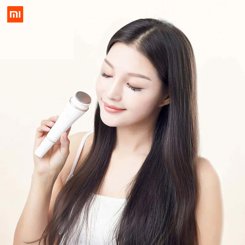 Original Xiaomi InFace Electronic Sonic Beauty Facial Instrument Cleansing Face Skin Care Massager for Cleaning Oil