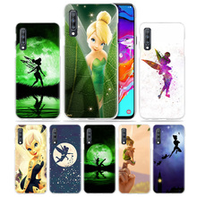 Wendy Tinkerbell Case for Samsung Galaxy A50 A70 A20e A40 A30 A20 A10 A8 A6 Plus A9 A7 2018 Hard Clear PC Capa Phone Coque Cover