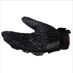 Image 3 - مادبيك قفازات للدراجات النارية قفازات واقية دراجة نارية الفولاذ المقاوم للصدأ الرياضة سباق الطريق التروس دراجة نارية