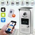 HD 720 P Wi-Fi Дверь Камеры Беспроводные Видео-Домофон Телефон Управления IP Дверь Камеры Дверной Звонок Поддержка IOS/Android APP