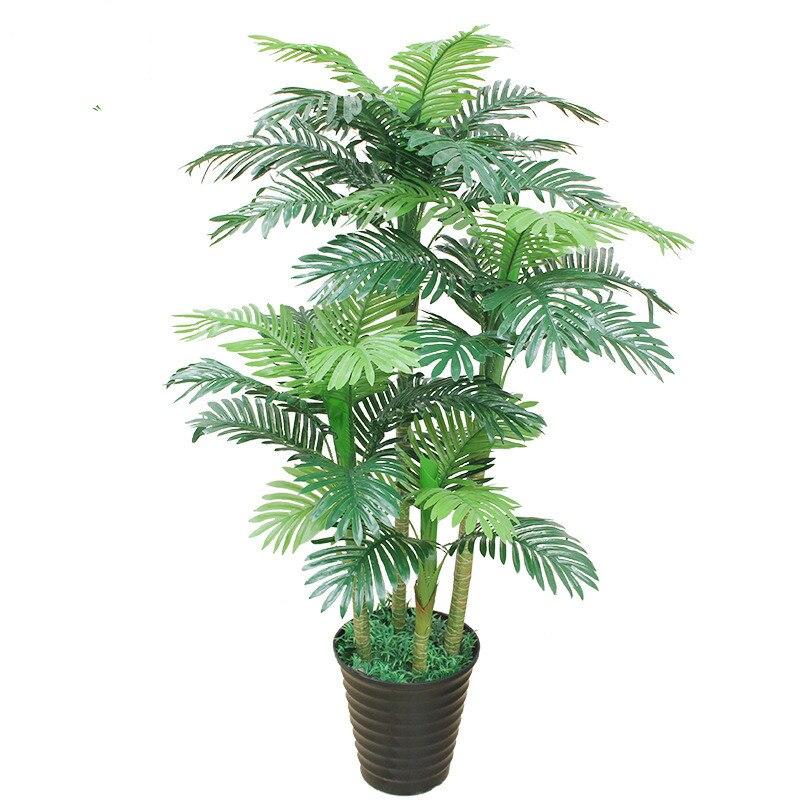 Оптовая продажа пластиковые искусственные растения Scutellaria дерево в горшках бонсай искусственные пальмы украшение дома гостиной искусственные растения