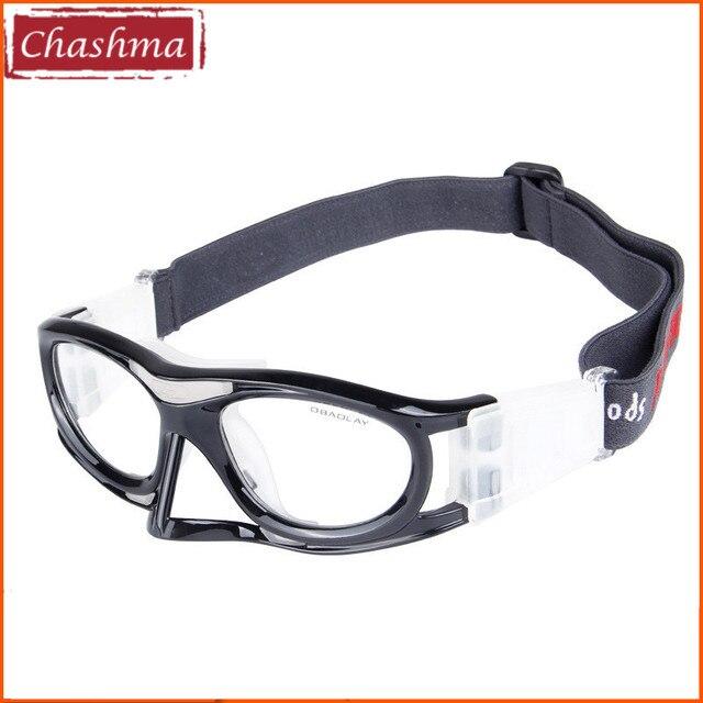 09a45c43c Chashma Óculos Esporte Badminton Futebol Basquete Óculos de Armação de  Prescrição para o Sexo Masculino e