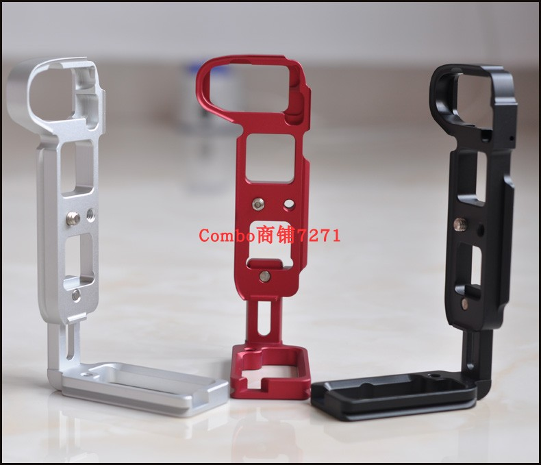 A9 a7r3 stretchable Vertical Quick Release QR L Plate/Bracket Holder Grip for Sony ILCE-9 a7m3 A7MIII A7RIII Camera ballhead