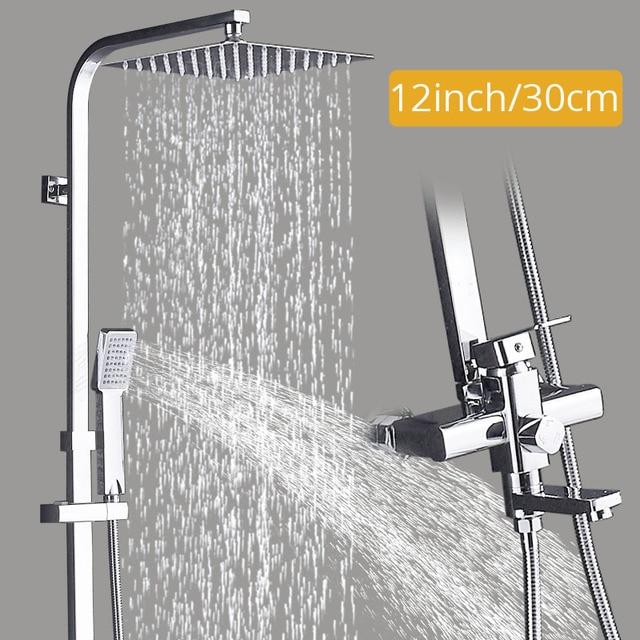12 inch shower head