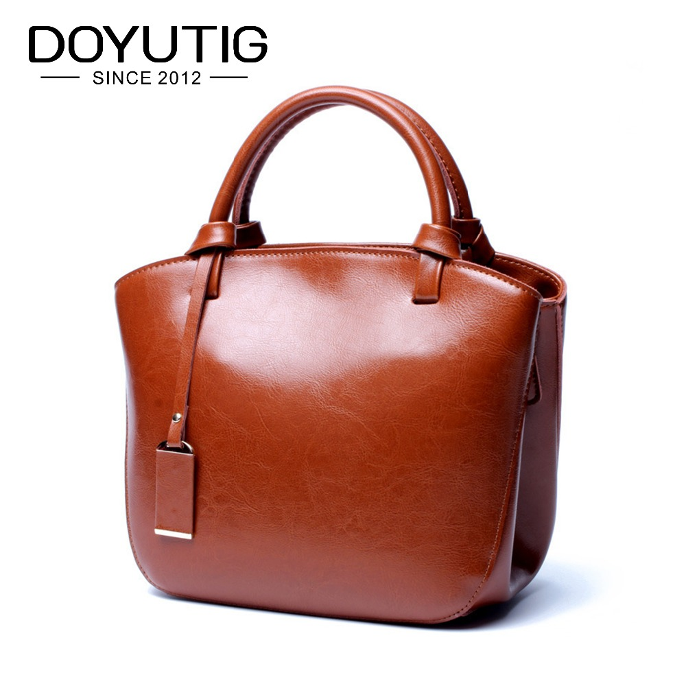 Womens  Genuine Leather Shell Shape Handbag Classical Real Cow Leather Big Totes High Quality Female Vintage Crossbody Bag F550Womens  Genuine Leather Shell Shape Handbag Classical Real Cow Leather Big Totes High Quality Female Vintage Crossbody Bag F550