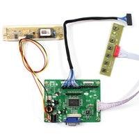 Tablero de Control LCD VGA RTMC7B-A para 12 1 pulgadas 800x600 LB121S02 A1 LB121S02 A2 pantalla LCD