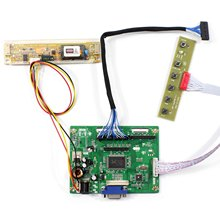 VGA LCD בקר לוח RTMC7B A לעבוד עבור 12.1 אינץ 800x600 LB121S02 A1 LB121S02 A2 LCD מסך