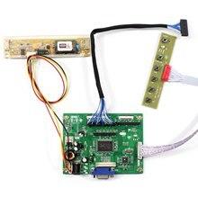 VGA LCD contrôleur carte RTMC7B A travail pour 12.1 pouces 800x600 LB121S02 A1 LB121S02 A2 écran LCD