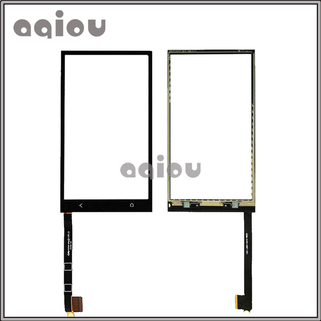 "4.7"" Touch Screen For HTC One M7 Digitizer Front Glass Lens Sensor Panel High Quality"