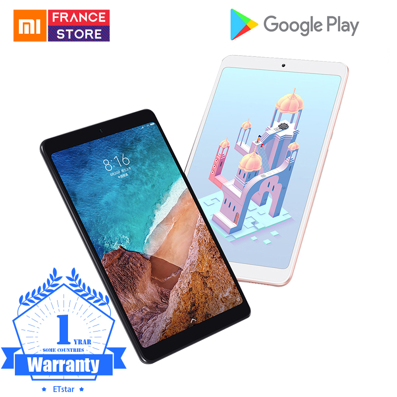 Tablette dorigine Xiao mi mi Pad 4 mi Pad 4 OTG Snapdragon 660 Octa Core 8 tablettes PC 1920x1200 FHD 13.0MP + 5.0MP 4G tablette enfants AndroidTablette dorigine Xiao mi mi Pad 4 mi Pad 4 OTG Snapdragon 660 Octa Core 8 tablettes PC 1920x1200 FHD 13.0MP + 5.0MP 4G tablette enfants Android
