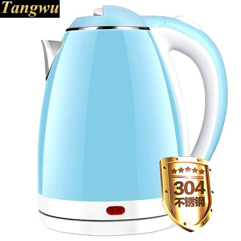 Electric kettle 304 stainless steel dormitory home cooking kettle/automatic power off. QuickElectric kettle 304 stainless steel dormitory home cooking kettle/automatic power off. Quick