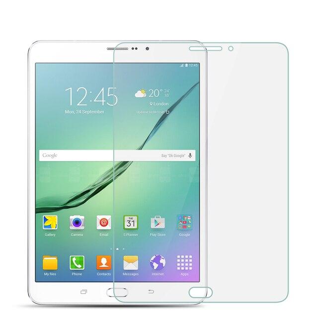 9 H vidrio templado para Samsung Galaxy Tab S2 8,0 T710 T715 T719N 8,0 pulgadas Tablet Protector de pantalla película protectora de guardia