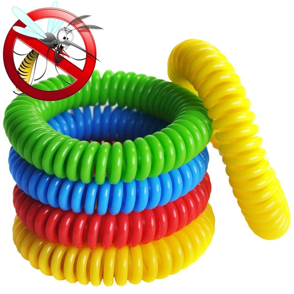 Mosquito Repellent Bracelets All Natural Deet Free And Waterproof