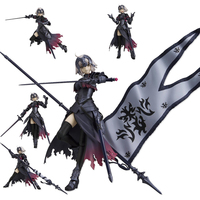 Anime Fate/Grand Order Jeanne dArc (Alter) figma 390 PVC Collection Model Anime Hobbies Action Toy Figures Toys For Children